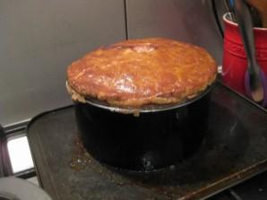 Английский пирог с мясом - фото шаг 9