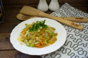 Рагу из кабачков и капусты - фото шаг 8