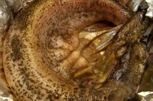 Щука в сметане в духовке - фото шаг 4