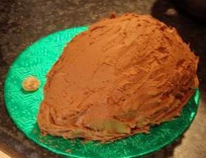 """Торт """"Ежик"""" без выпечки - фото шаг 4"""