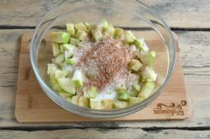 Простой яблочный пирог - фото шаг 3