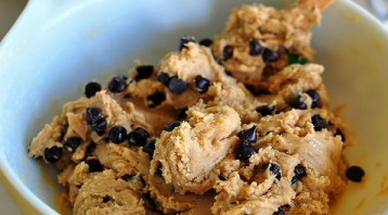 Американское печенье с шоколадом - фото шаг 2