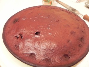 Торт кефирный - фото шаг 3
