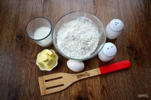 Кузикмяк (сытная лепешка с картофелем) - фото шаг 2