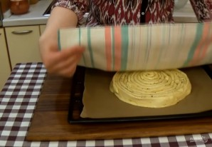 Хлеб спиральный - фото шаг 3
