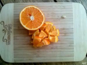 Варенье из кабачков с лимоном и апельсином - фото шаг 2
