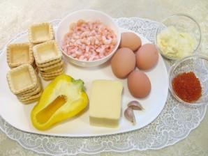 Тарталетки закусочные - фото шаг 1