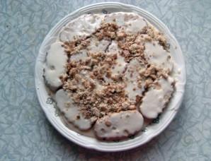 Пряничный торт без выпечки - фото шаг 7