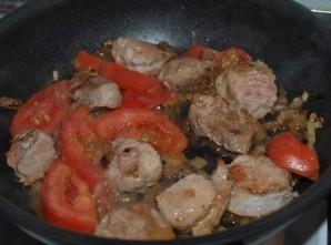 Телятина, жареная на сковороде - фото шаг 4