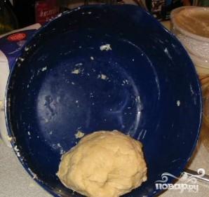 Колбаски в тесте - фото шаг 1