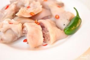 Свиные ножки по-армянски - фото шаг 7