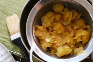 """Пирог """"Шарлотка"""" с яблоками - фото шаг 8"""