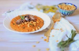 Суп из осьминога - фото шаг 9