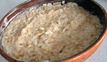 Рисовый пудинг для детей - фото шаг 5