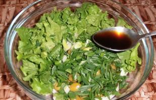 Новогодний салат из кальмаров - фото шаг 4