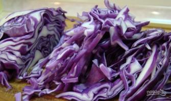 Салат для худеющих - фото шаг 1