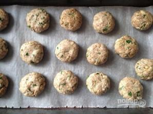 Закусочные булочки с сыром и зеленью - фото шаг 7