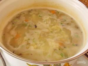 Вегетарианский суп из цветной капусты - фото шаг 5