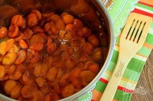 Варенье из абрикосов прозрачное - фото шаг 3