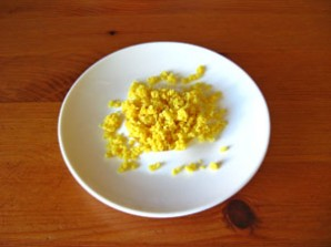 Кексики лимонные - фото шаг 2