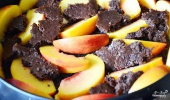 Персиковый торт-суфле - фото шаг 9