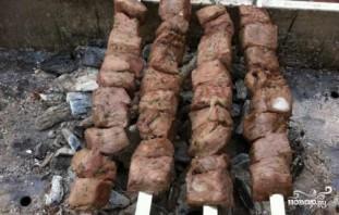 Шашлык из телятины по-азербайджански - фото шаг 5