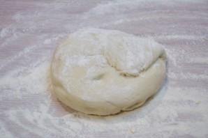 Пирог с тунцом и луком-порей - фото шаг 1