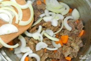 Мясо с морковью - фото шаг 4