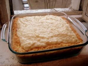 Пирог с заварным кокосовым кремом - фото шаг 6