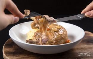 Индейка с картошкой в скороварке - фото шаг 7