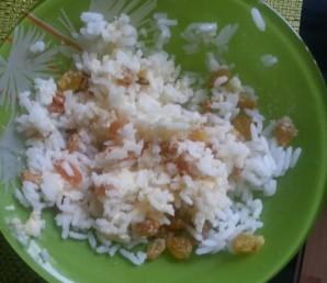 Пирожки с рисом и изюмом - фото шаг 3