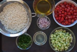 Салат из кускуса с овощами - фото шаг 4
