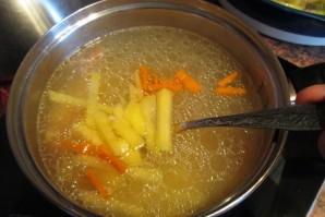 Суп из баранины с капустой - фото шаг 2
