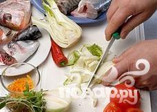 Рыбный суп по-марсельски - фото шаг 1