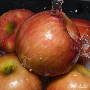 Домашний яблочный уксус - фото шаг 1