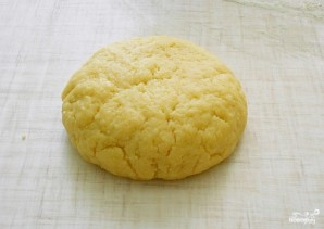Быстрые сырные печенья - фото шаг 3