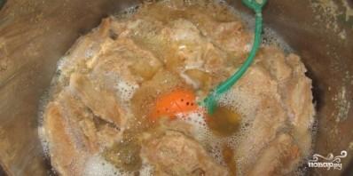 Соевое мясо - фото шаг 2