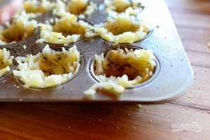 Картофельная яичница - фото шаг 3