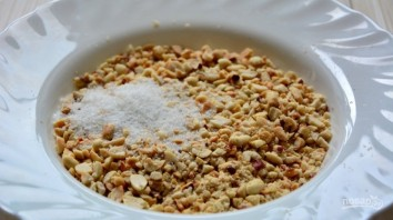 Туррон с арахисом - фото шаг 1