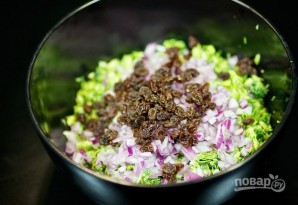Салат с бальзамическим уксусом - фото шаг 4