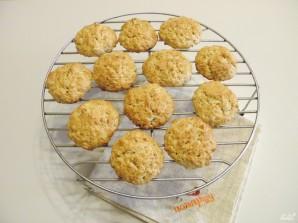 Овсяное печенье с творогом - фото шаг 7