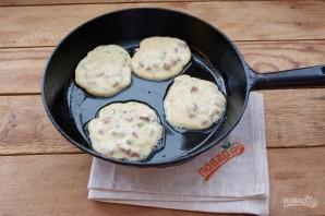 Лепешки на завтрак - фото шаг 5