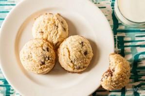 Кокосовое печенье с шоколадом - фото шаг 7