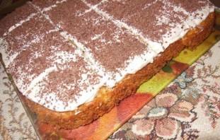 Тыквенный маковый пирог - фото шаг 7