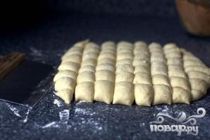 Хлеб со сливочной глазурью - фото шаг 4