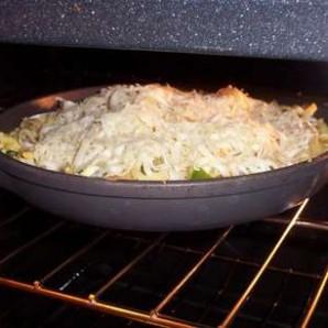 Сырная паста Фриттата - фото шаг 7