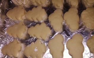 Печенье сметанники фигурные - фото шаг 7