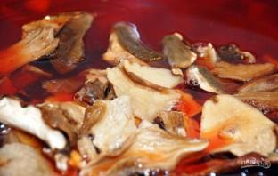 Борщ с фасолью без мяса - фото шаг 3