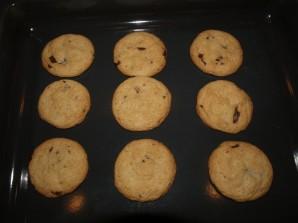 American cookies - фото шаг 8