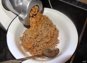 Куриный паштет из печени - фото шаг 3